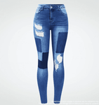 Jeans Womens Skinny Ripped