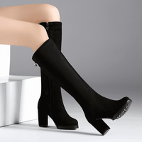 Knee High Boots For Women-knee high boots-Vinny's Digital Emporium