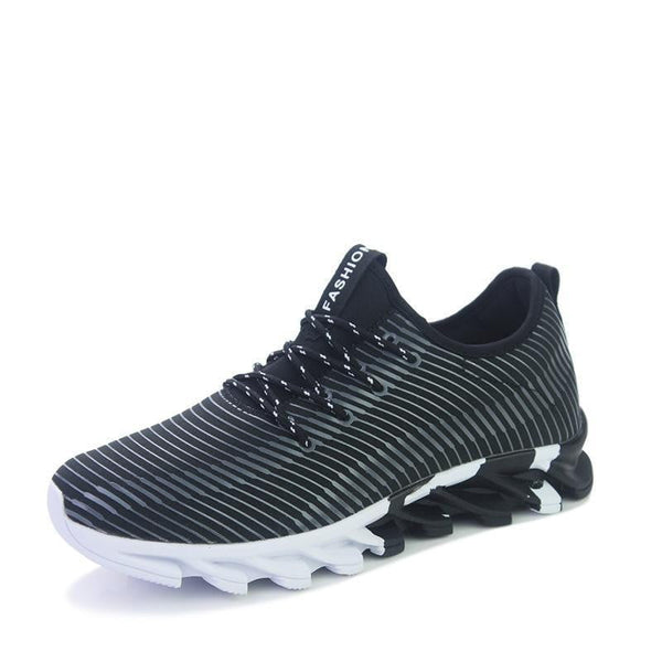 Mens Running Shoes Sneakers Athletic Fitness Gym Sports Footwear-sneakers-Vinny's Digital Emporium