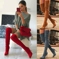 High Heel Boots | Over Knee Boots-over knee boots-Vinny's Digital Emporium