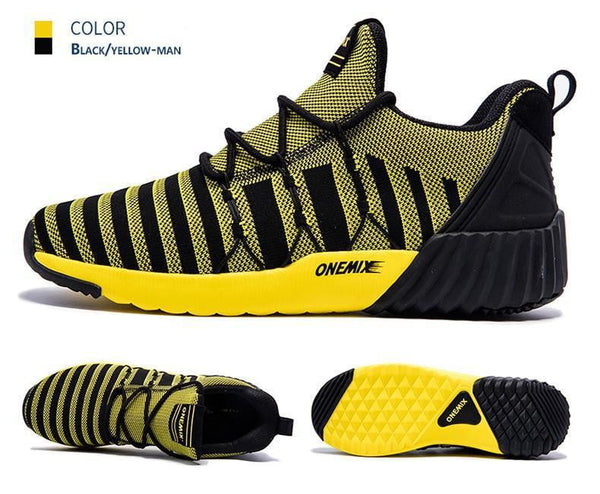 Men's Running Shoes Breathable Sneakers Unisex Jogging Fitness Trainers-sneakers-Vinny's Digital Emporium