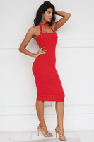 Sleeveless Bodycon Dress-dress-Vinny's Digital Emporium