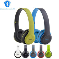 Wireless Headphones Bluetooth Handsfree Headset Stereo Earphone iPhone Samsung-headphones-Vinny's Digital Emporium