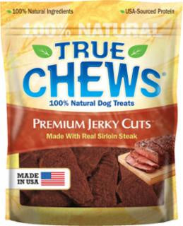 TRUE CHEWS PREMIUM JERKY CUTS STEAK 10 OZ
