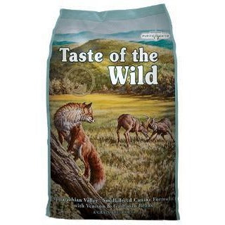 TASTE OF THE WILD APPALACHIAN SMALL BREED DRY DOG FOOD