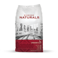 DIAMOND NATURALS INDOOR DRY CAT FOOD