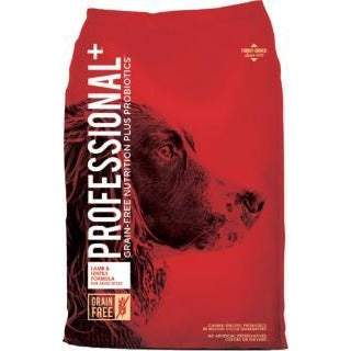 DIAMOND PROFESSIONAL GRAIN FREE LAMB & LENTIL DRY DOG FOOD 28 LB