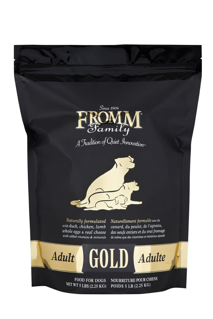 FROMM ADULT GOLD DRY DOG FOOD