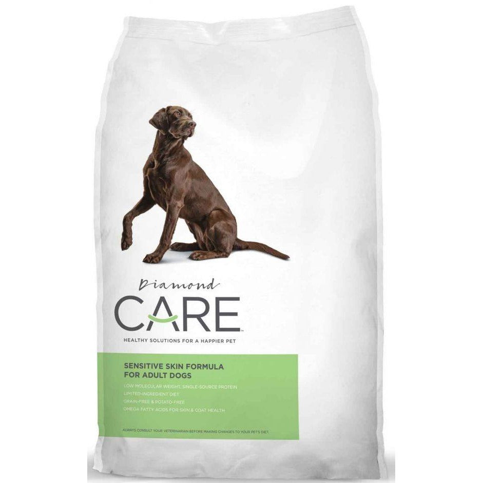 DIAMOND CARE SENSITIVE SKIN DRY DOG FOOD
