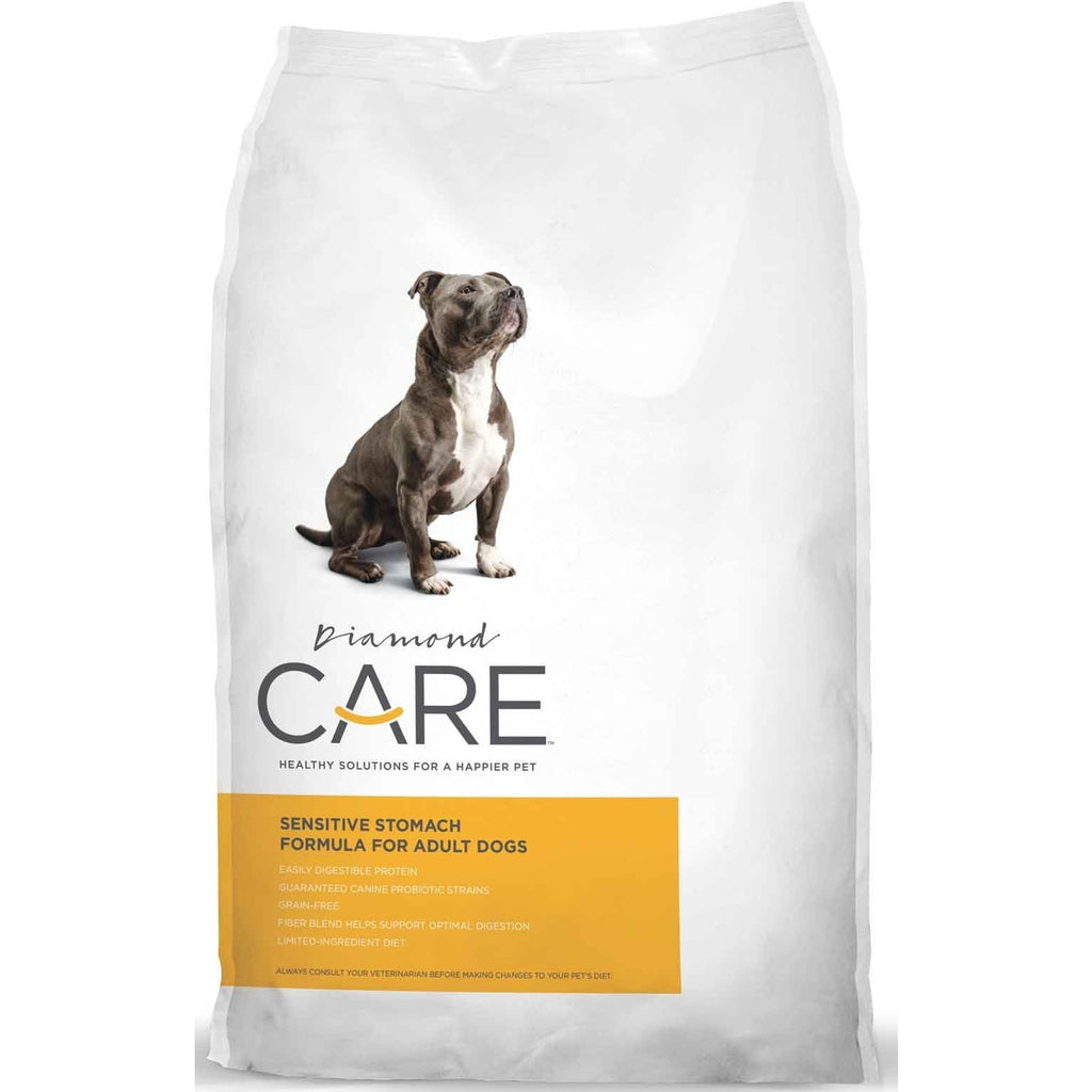 DIAMOND CARE SENSITIVE STOMACH DRY DOG FOOD