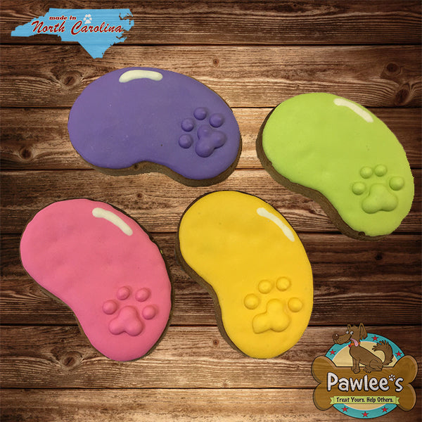 Jumpn' Jelly Bean Decorated Cookie 6/pk