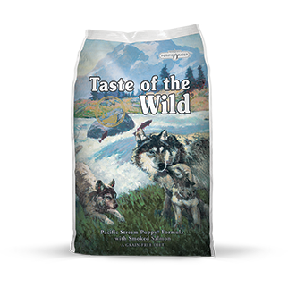 TASTE OF THE WILD PACIFIC STREAM PUPPY FORMULA DRY DOG FOOD