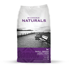 DIAMOND NATURALS SMALL BREED CHICKEN & RICE FORMULA ADULT DRY DOG FOOD