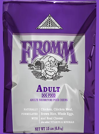 FROMM CLASSIC ADULT DRY DOG FOOD 33 LBS