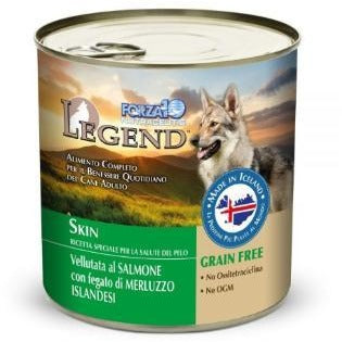 LEGEND SKIN SALMON/COD/LIVER SKIN & COAT DOG 11 oz