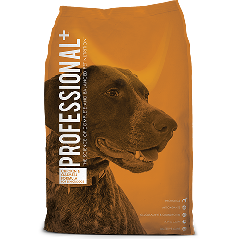 DIAMOND PROFESSIONAL PLUS CHICKEN & OATMEAL FORMULA DRY DOG FOOD 28 LB