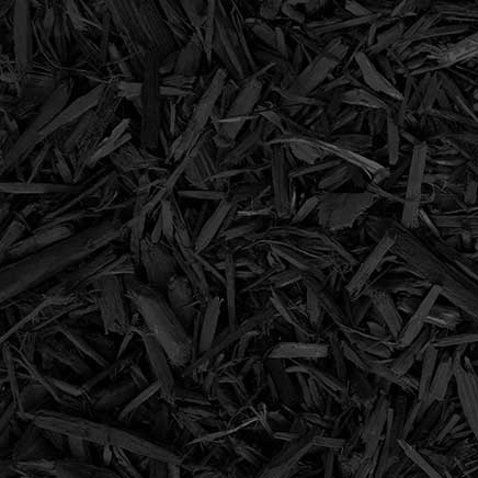 bulk mulch black