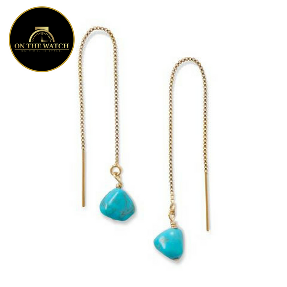 Turquoise Dangle