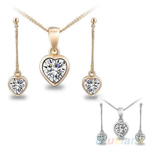 Love and Diamonds  Jewelry Set