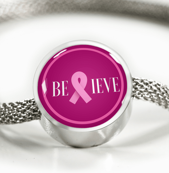 Believe in a Cure Bracelet