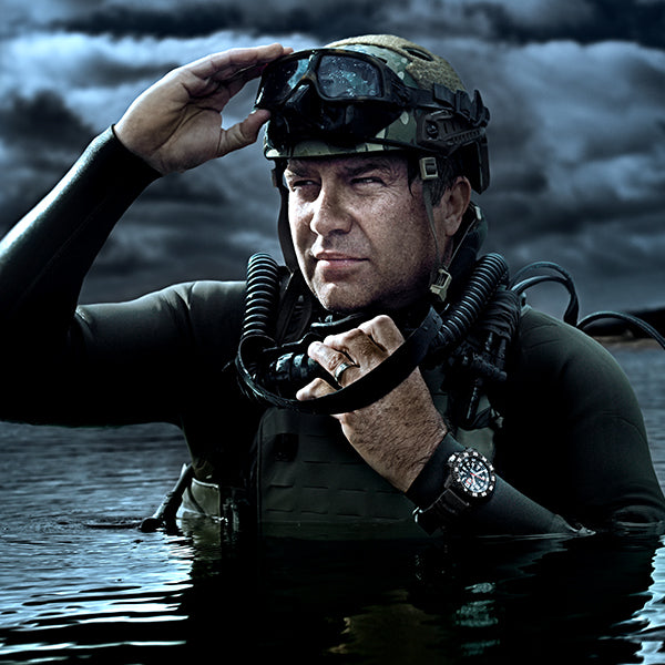 Navy SEAL (ret) Sean Marriott