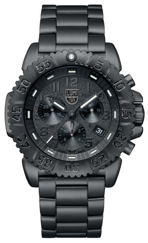 SD Navy SEAL Steel Colormark Chronograph 3182.BO