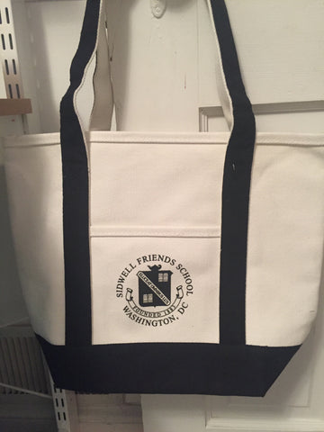 Sidwell Friends Canvas bag