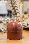 Rosewood Imperfect Dome Jar
