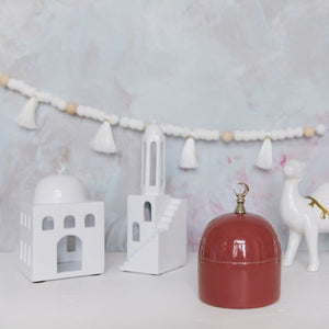 Bundle 2: Mosque, Minaret & Colored Dome Jar Bundle