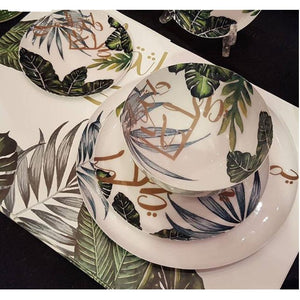 Leaves Paper Place Mat
