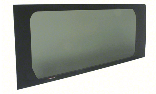 "CRL 2014+ OEM Design 'All-Glass' Look Ram ProMaster Van Fixed Drivers Side Rear Quarter Panel Window 159"" Extended Wheelbase"