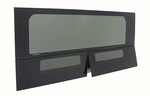 "CRL 2014+ OEM Design 'All-Glass' Look Ram ProMaster 159"" Wheelbase T-Vent Window Drivers Side Quarter Panel"