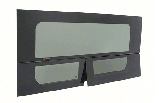 "CRL 2014+ OEM Design 'All-Glass' Look Ram ProMaster Drivers Side Front T-Vent Window 136"" & 159"" Wheelbase Only"