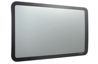 Mercedes Sprinter CRL 2003 - 2006 'All-Glass' Look  Sliding Door Window