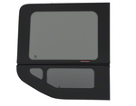 "2015+ OEM Design 'All-Glass' Look Ford Transit Passenger's Side Rear Quarter Window for 148"" Standard Body ONLY Medium and High Top Vans"