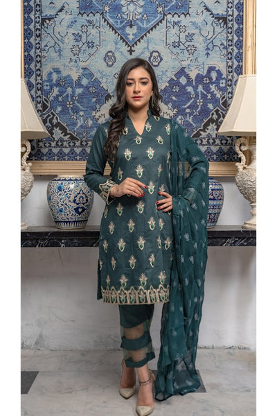 Panache Peacock Eid Collection