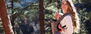 Top 10 Reasons to Use a Baby Carrier