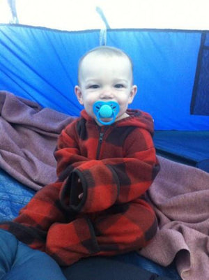 Camping With a Baby - Family Memories in the Making