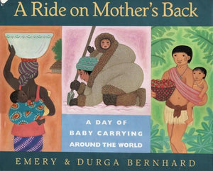 Check Out This Babywearing Children's Book