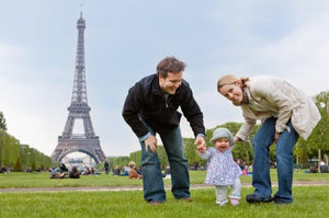 International Family Travel: Five Tips for a Bon Voyage