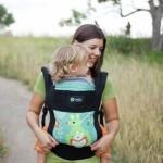 How a Baby Carrier Makes Summertime Greats Even Greater