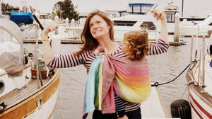 Babywearing All-star Feature: Charlotte Kaufman's Inspired Life