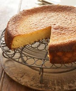 Almond Orange Cake To Share With a Mother After Giving Birth