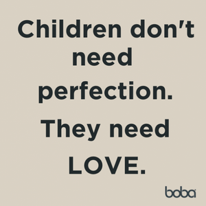 Daily Affirmation: They Don't Need Perfection