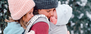 Tips for Stress- Free Tandem Babywearing