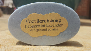 Foot Scrub Bar