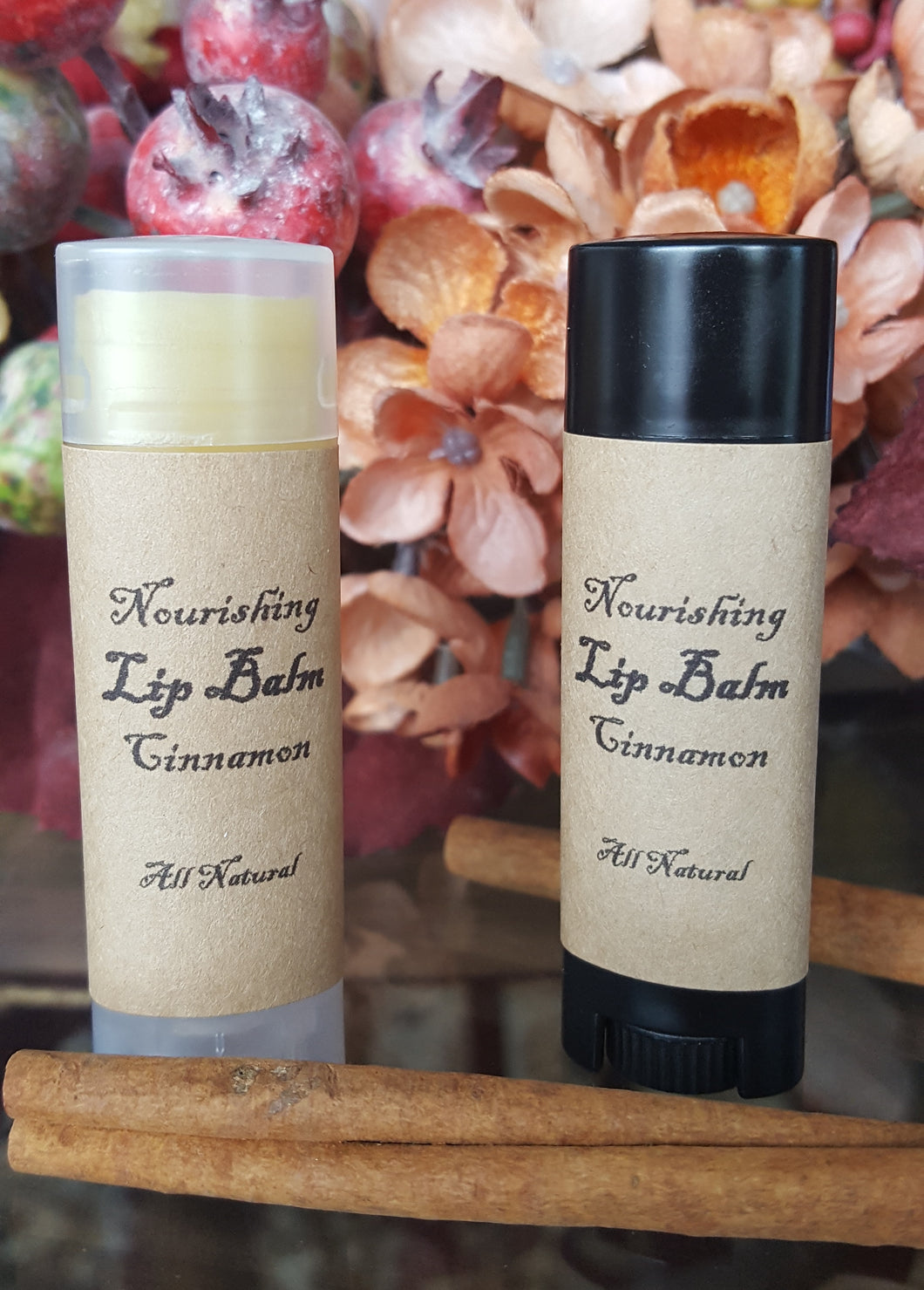 Nourishing Lip Balm - Untinted
