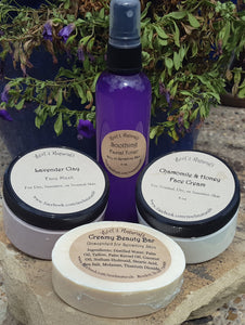 Soothing Skin Care Collection - For Dry or Sensitive Skin