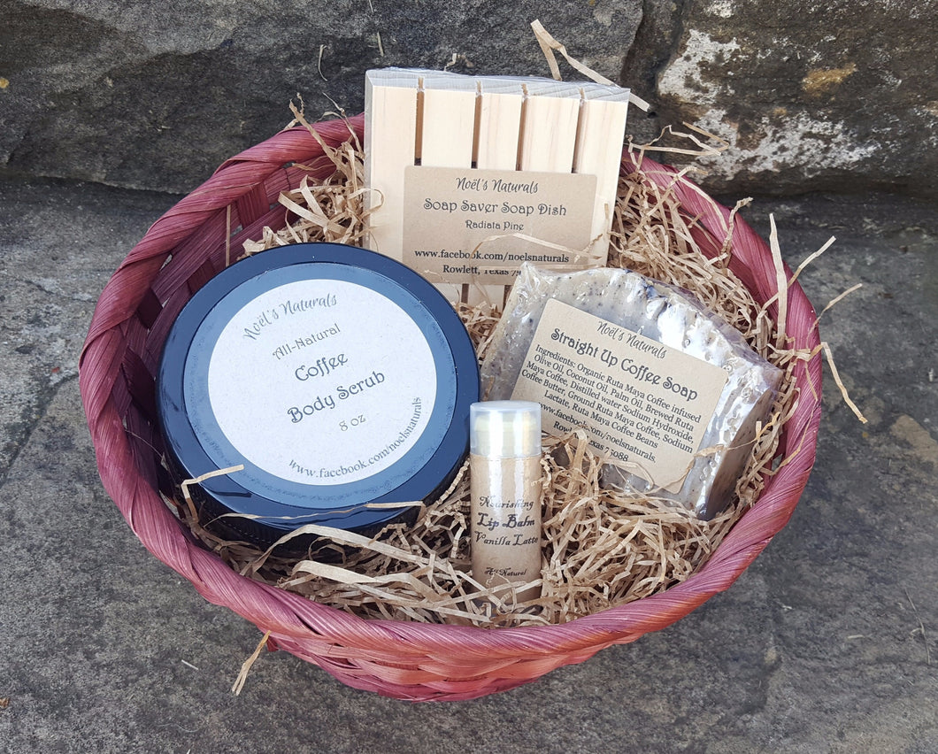 Gift Basket - Coffee Lover's