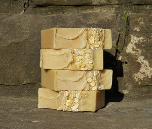 Soap - Oatmeal, Goat Milk, & Honey